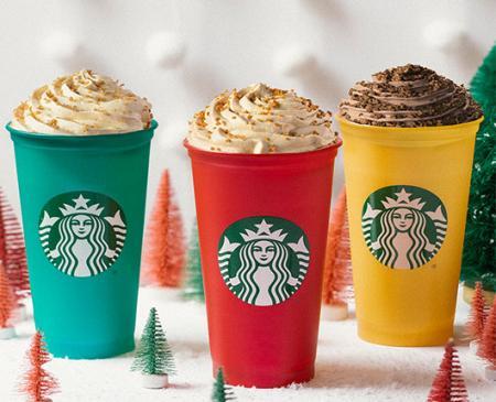 ¡Celebra cada momento en Starbucks®!