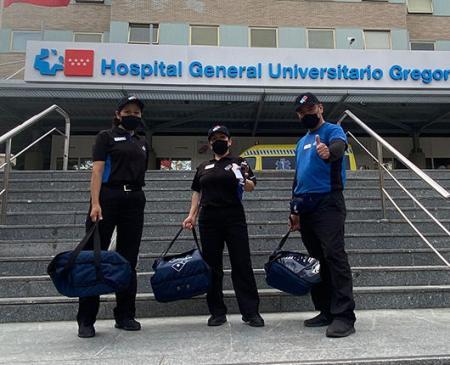 """Domino's homenajea a los profesionales de la """"primera línea"""" de la pandemia"""