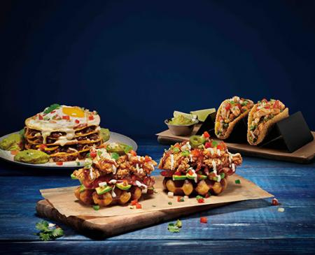 """Foster's Hollywood presenta """"Foster's Mex"""", una nueva familia de platos muy Foster's con un punto Mex"""