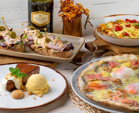 Ginos te lleva de viaje al Piamonte italiano con sus nuevos platos
