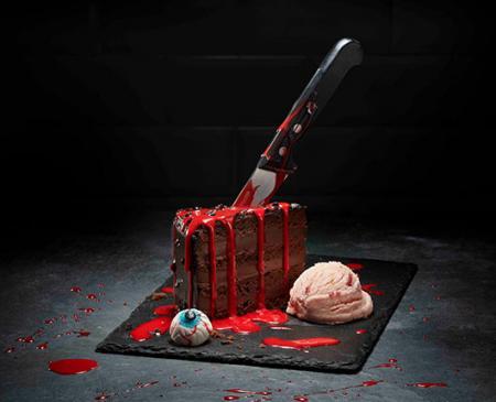 Llega Bloody Cake Ben & Jerry´s, el postre más terrorífico de Foster´s Hollywood