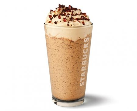 Starbucks® sorprende con su nuevo Frappuccino®: La mezcla más deliciosa de brownie y caramelo