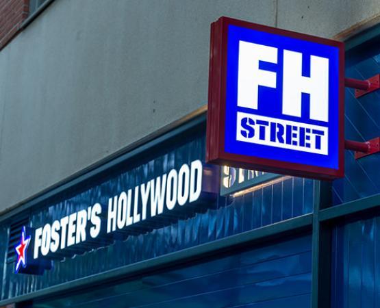 Foster's Hollywood Street abre su primera franquicia