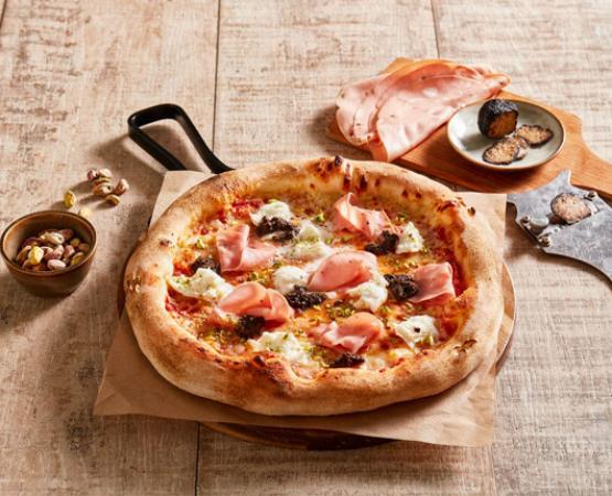 Ginos presenta sus nuevas pizzas napolitanas y nos propone un completo viaje por su gastronomía