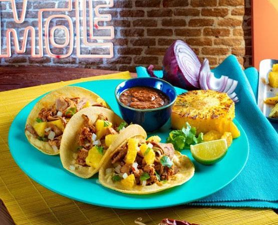 OleMole presenta sus nuevos platos de autor