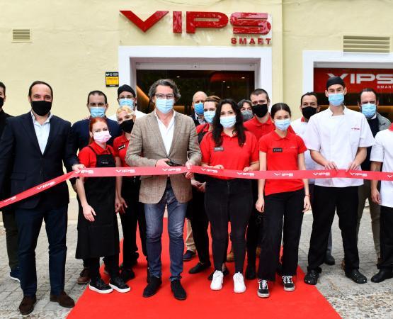 VIPS abre sus puertas en Aranjuez