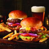 Cheeseburger and Bacon Cheeseburger