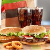 Menú Burger King